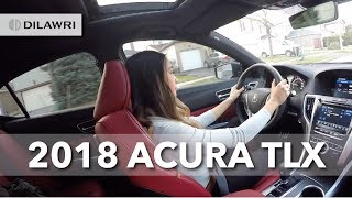 2018 Acura TLX: REVIEW