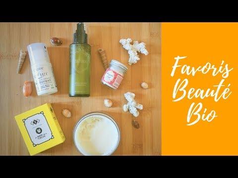 Favoris Beauté Bio | Août 2017