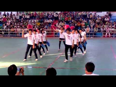 Aerobic lớp 10b5- THPT Ninh Hải ----Ninh Thuận