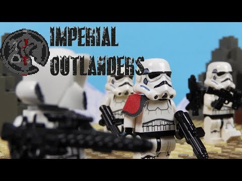 LEGO IMPERIAL OUTLANDERS streaming vf