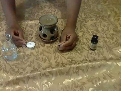 How To Use Aromatic Essential Oils Diffuser