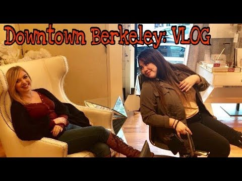 Downtown Berkeley: Vlog