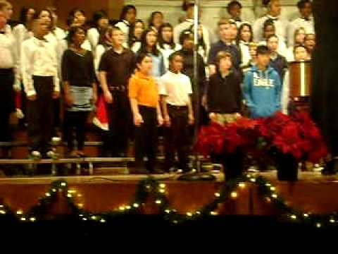 Coleman Middle School Christmas Concert