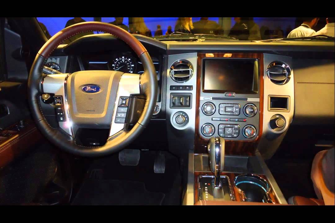 2015 ford expedition platinum - youtube