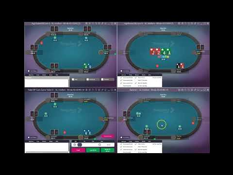 Micro Stakes Cash Game Player Review 2/4