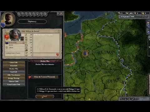 Europa Universalis III: Divine Wind Teaser Trailer from YouTube · Duration:  45 seconds