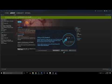 How To Install SteamVR For Oculus & Vive - Beginners Guide
