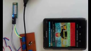 Figaro ATxmega Bluetooth Android