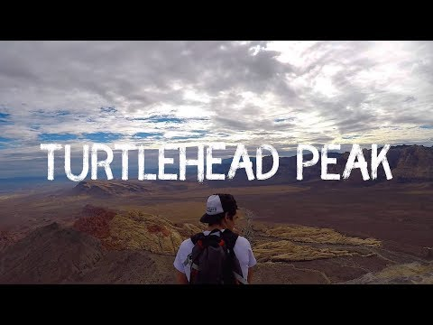 Red Rock Canyon Adventures: Hiking Turtlehead Peak