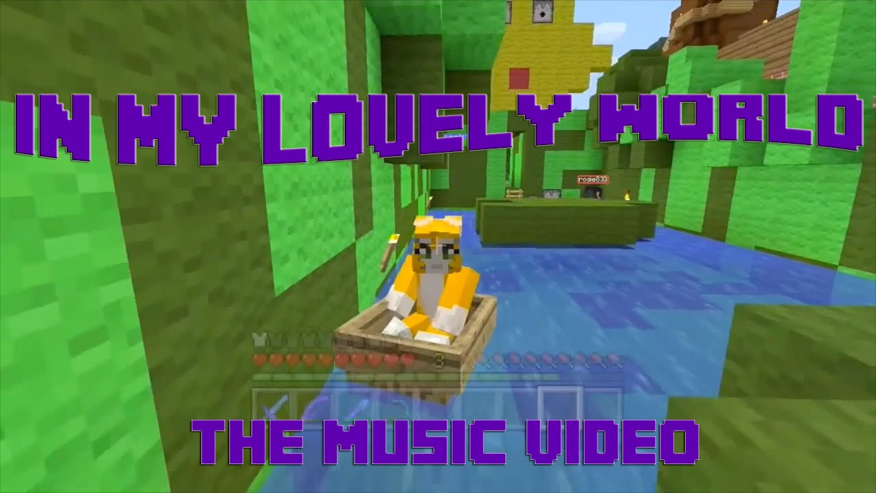 In My Lovely World A Tribute To Stampylongnose And His Friends
