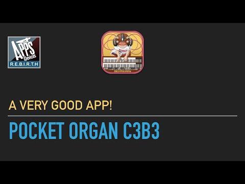 Pocket Organ C3B3 v2.1.0