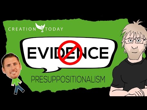 "Creation Today Claims - ""We Don't Need Evidence"", says Eric Hovind"