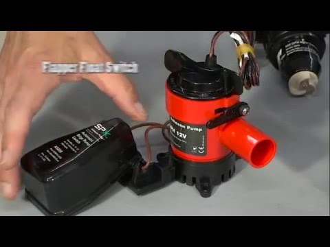 SPX FLOW\u0027s Johnson Pump Float Switches on Ship Shape TV - YouTube