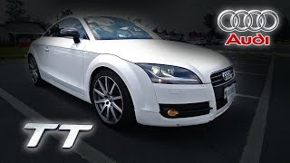 Audi TT (8J)  Reseña