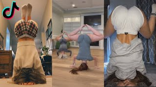 Headstand Challenge TikTok Compilation