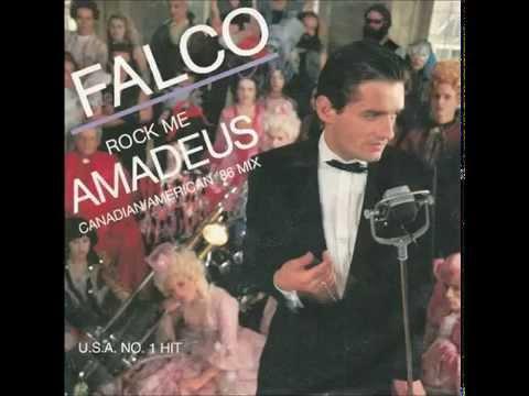 Falco  Rock Me Amadeus Canadian  American 86  Mix