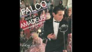 Falco - Rock Me Amadeus (Canadian / American