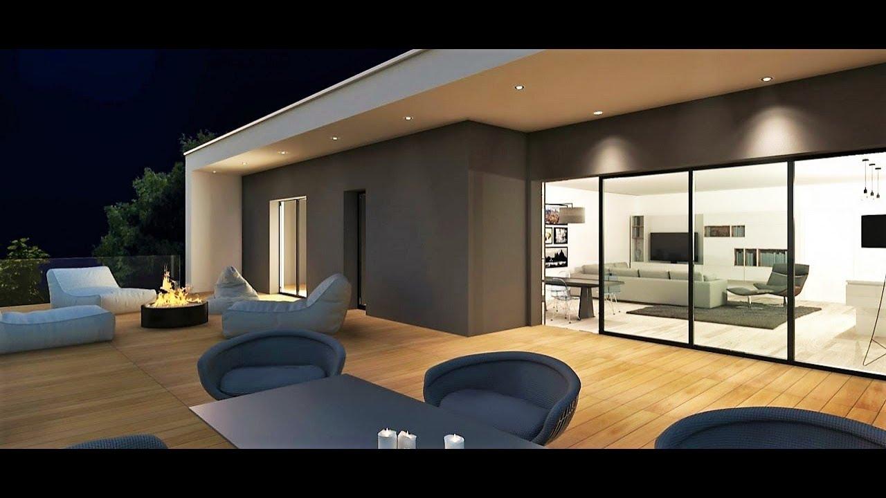 Appartamenti moderni con ampie vetrate vigonovo youtube for Foto appartamenti moderni
