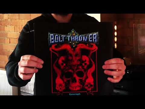 Bolt Thrower - Cenotaph / Spearhead [FDR Vinyl]