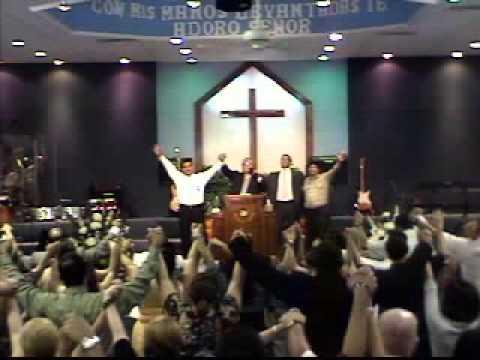 Danny Berrios y Pastor Angel Maestre JUNTOS VENCEREMOS