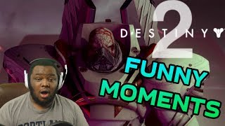 THIS STORY IS LIT! Destiny 2 Beta (FUNNY MOMENTS)