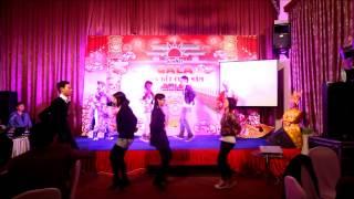 Táo quân Sunnet - Gangnam Style