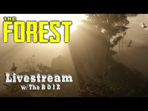 The Forest and Karaoke w/ The BOIZ