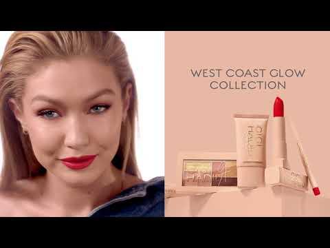 NEW Gigi Hadid X Maybelline: Capsule collection make-up