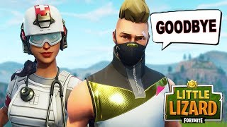 DRIFT IS LEAVING THE ISLAND WITH HIS NEW LOVE!!! - Fortnite Short Film