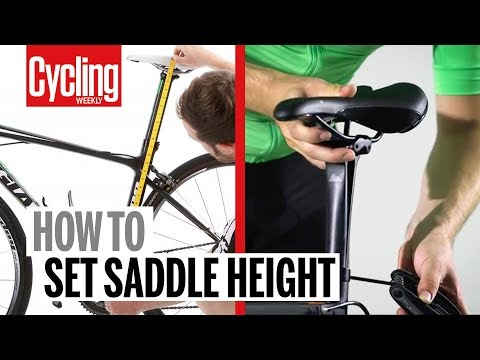 Saddle height: How to get it right, and why it's so importan