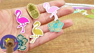 DIY Sticker | Make Stickers out of Everything | Double Sided Tape