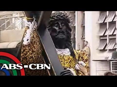 TV Patrol: 35,000 nakilahok sa taunang prusisyon ng mga replika ng Nazareno