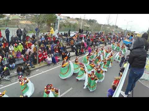 Bailarinos de Válega ( Ovar ) @ Carnaval de Ovar 2019 - Desfile de Domingo - Zoom Q2N