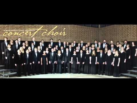 Down to the River to Pray | arr. Philip Lawson [NDSU Concert Choir]