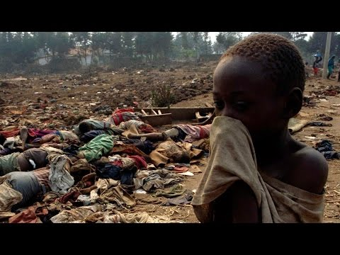 genocide in todays humanity