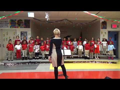 Baychester Academy P.S. 169 Winter Concert Dec 2017 - Pre K - 2