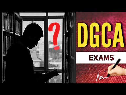 DGCA Exams For CPL | India or Abroad | Aviation Subjects for Pilots