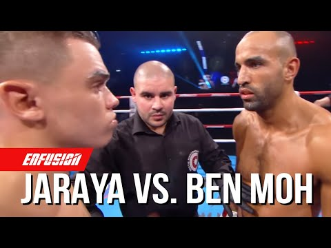 Mohammed Jaraya VS Nordin Ben Moh