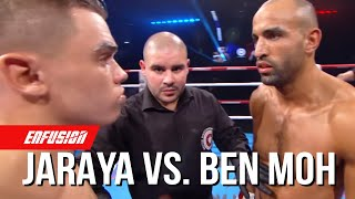 OFFICIAL Mohammed Jaraya vs Nordin Ben Moh  |a true classic never seen anything like this! |