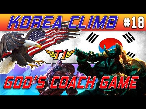 N3ac3y Korea Climb #18 - God's Coach Game (kkOma)