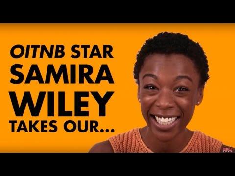 Hello!'s Pop Culture Questionnaire: Samira Wiley