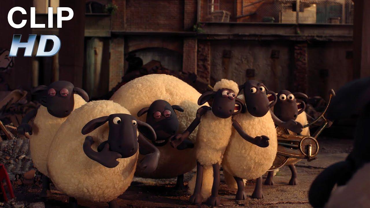Shaun Das Schaf Der Film Clip Singende Schafe Deutsch Ab