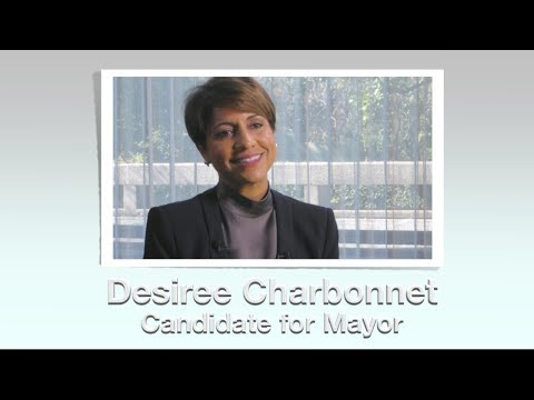 2017 BGR Interview with Mayoral Candidate Desiree Charbonnet