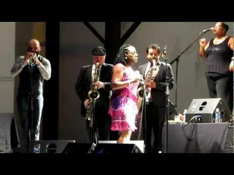 Sharon Jones and the Dap Kings, I Learned the Hard Way, Pgh , Aug  12, 2012