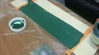 イマイ塗装 かめザニア職業体験