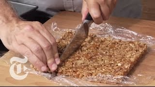 Almond-apricot Granola Bars | The New York Times