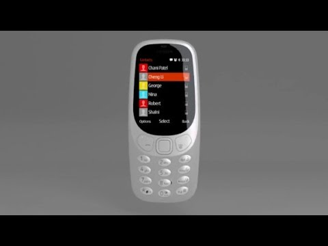 Nokia's blast from the past - a revamped 3310
