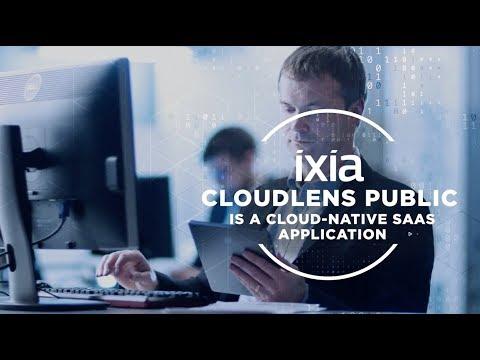 CloudLens Public - Visibility-as-a-Service for your public