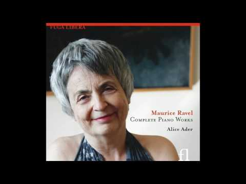"""Maurice Ravel """"Miroirs - V. La vallee des cloches"""" - Alice Ader"""