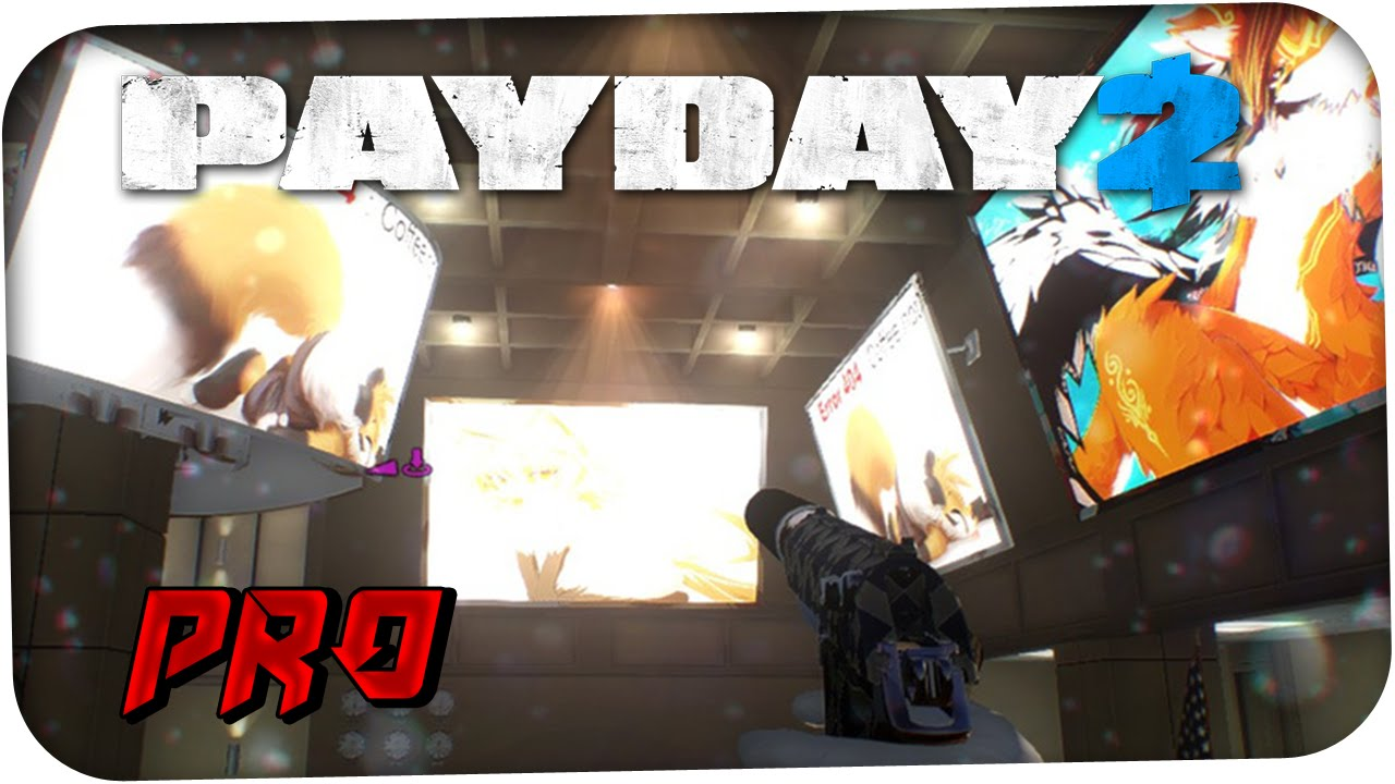 Payday 2 Afb State Build Footage Pt 3 Hoxton Breakout Pro Day 2